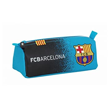 Futbol Club Barcelona Estuche portatodo Color Azul (SAFTA ...