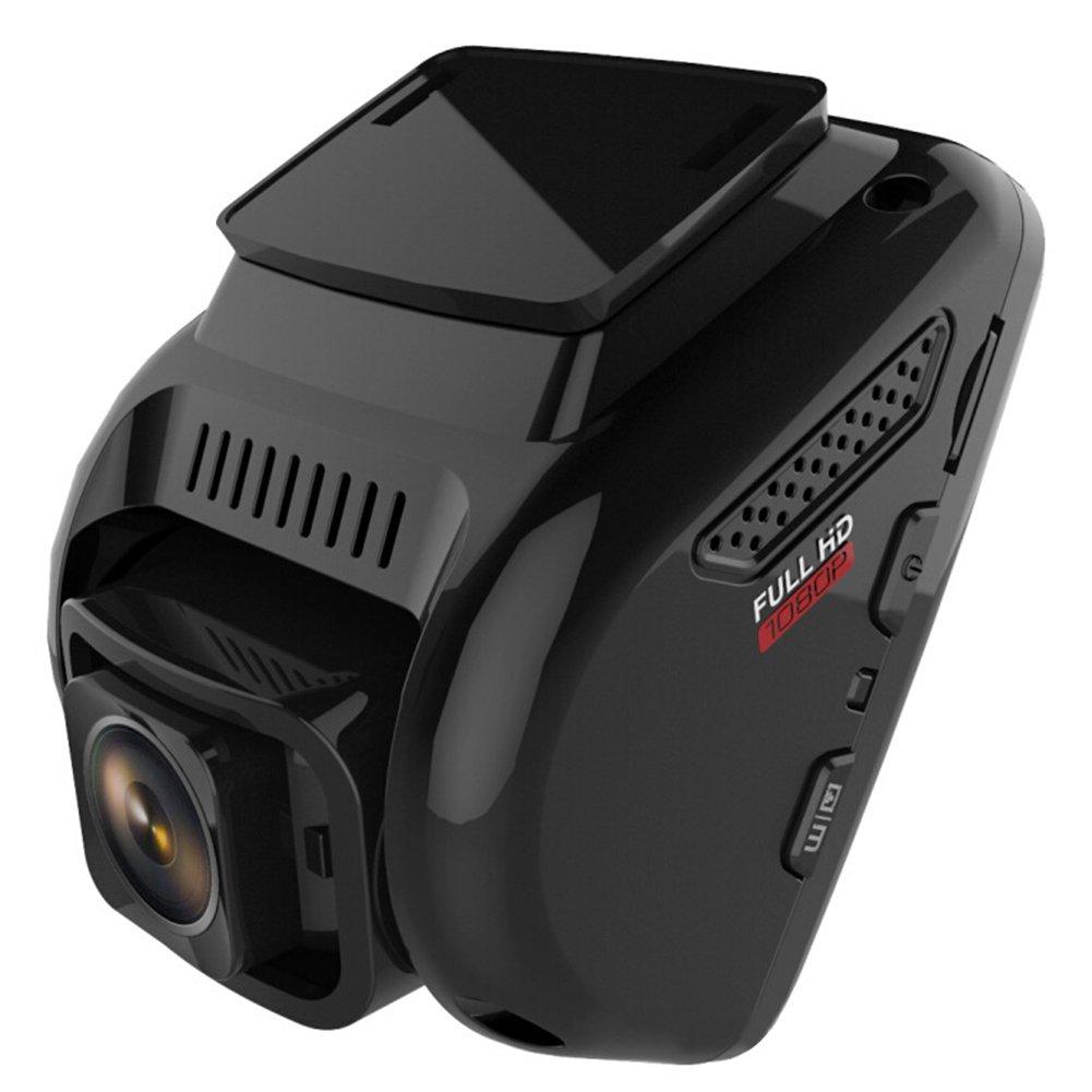 2.4 HD Dash Camera Grand Angle Dashboard Recorder avant et arri/ère double cam/éra avec G-Sensor Night Version Loop enregistrement