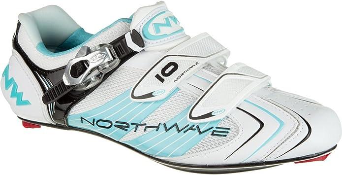 Northwave 80111001-59 - Zapatillas de ciclismo, talla 46: Amazon ...