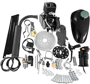Offset Intake Manifold For 80cc Motorised Bicycle Push Bike Motor Engine Kit