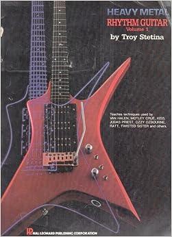 troy stetina metal rhythm guitar pdf