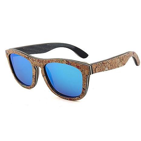 Yiwuhu Gafas de Sol al Aire Libre Personalidad de los ...