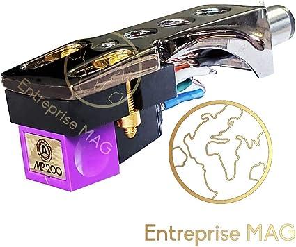 NEW NAGAOKA MP Type Stereo Cartridge MP-110 Elliptical chip Japan Free shipping
