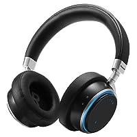 Tronsmart ARC Auriculares Bluetooth de Diadema Inalámbricos, Cascos Bluetooth con Micrófono Manos Libres y Cable de Audio HiFi de Alta Fidelidad, 20 Horas Reproducción de Música