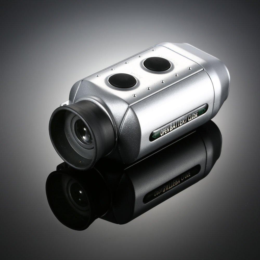 UltimaFio(TM) 1PC Diastimeter 7 Magnification Times Golf Range Finder Scope Digital Distance Meter Portable Rangefinder
