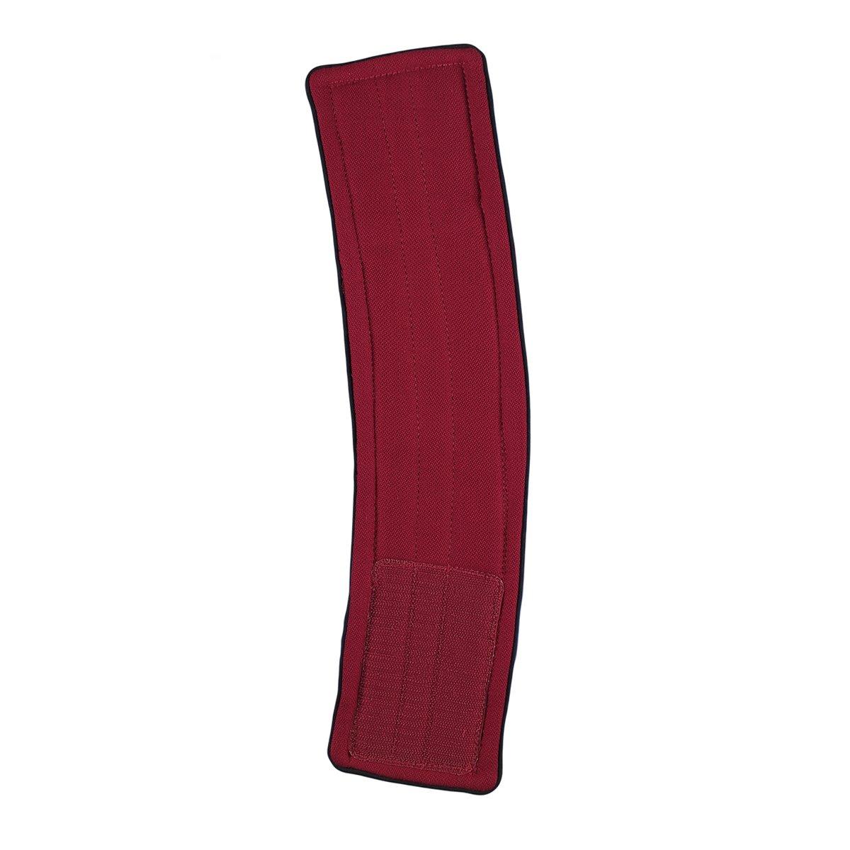 Hoppediz–bonv-Mel cintura garanzia Bla per Bondolino portabebè–Marsupio portabebè, colore: blu melange bonv-bla-mel
