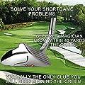 #1 Pure Magic Stroke Saver Chipper Hybrid Putter Chipping Wedge Custom Golf Club by Custom Golf