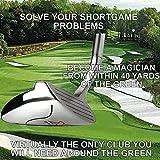 #1 Pure Magic Stroke Saver Chipper Hybrid Putter Chipping Wedge Custom Golf Club