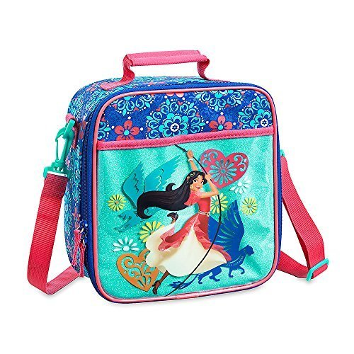 Disney Elena of Avalor Lunch Tote Blue