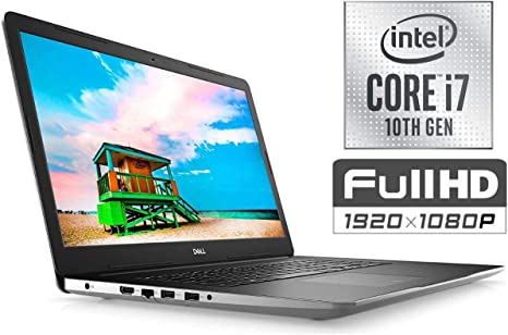 Ordenador portátil INSPIRON 17 3793 – 16 GB DDR4-RAM – 500 GB SSD ...