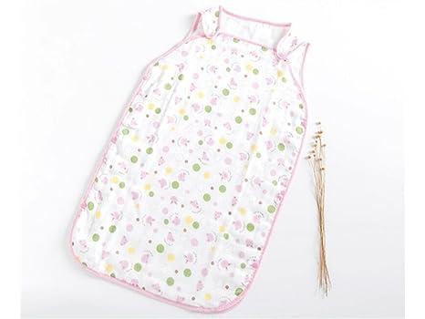 Mochila de bebé Bolsa de dormir anti-patada del verano del bebé recién nacido Sección