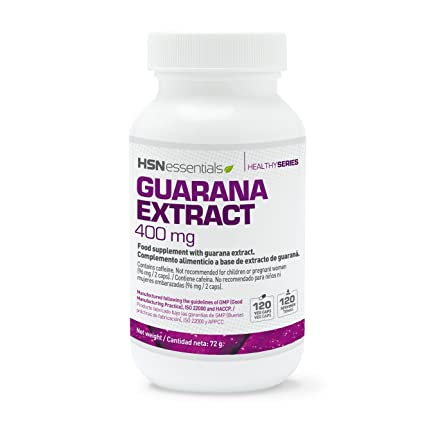 Extracto de Guaraná de HSN Essentials - Fat Burner ...