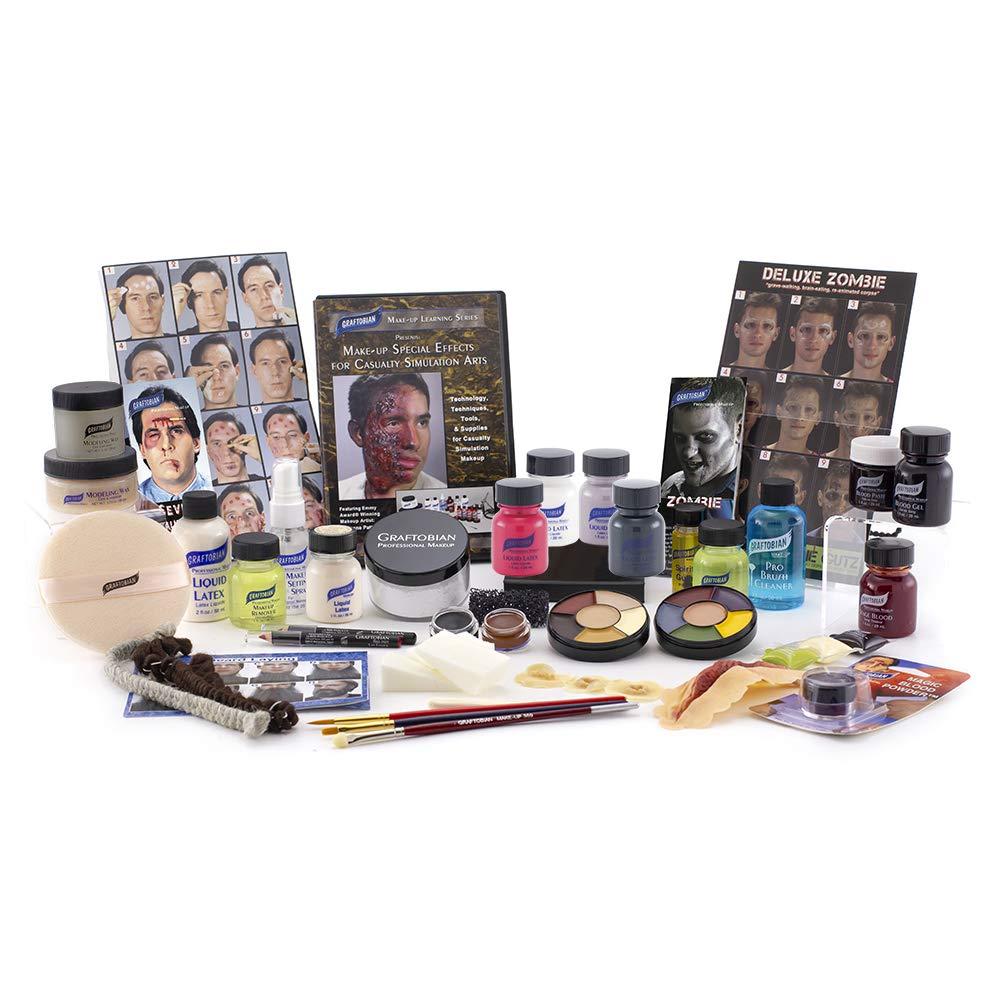 Graftobian Special FX Trauma Pro Makeup Kit by Graftobian