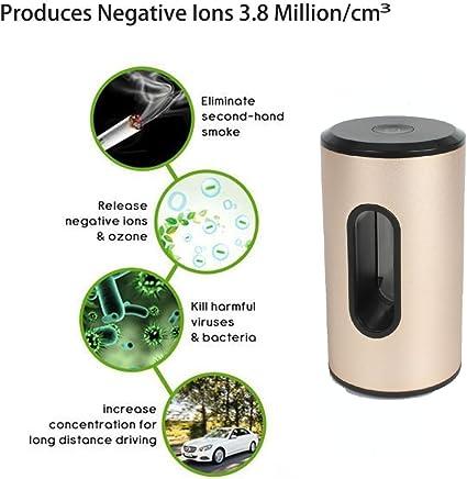 Smart Platinio purificador de aire generador de ozono olores ...
