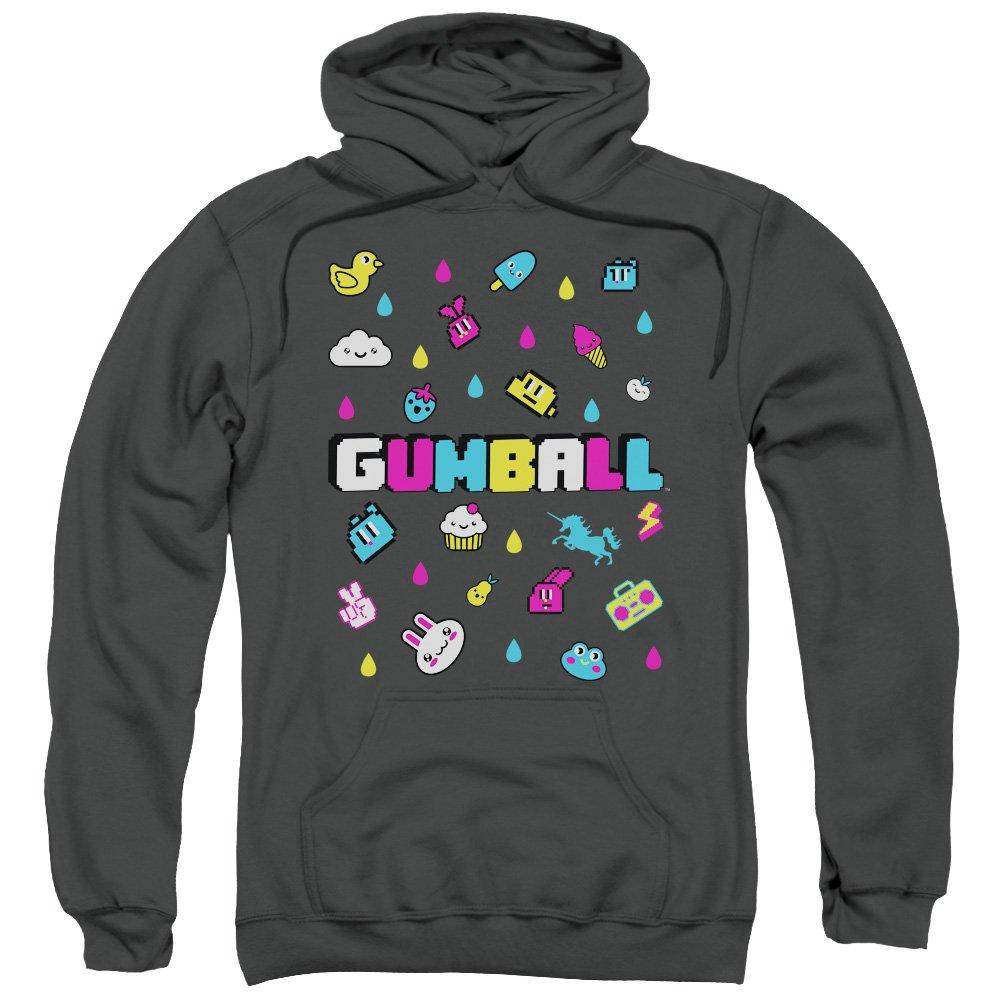 Amazing World Of Gumball - - Männer Spaß Tropfen Pullover Hoodie
