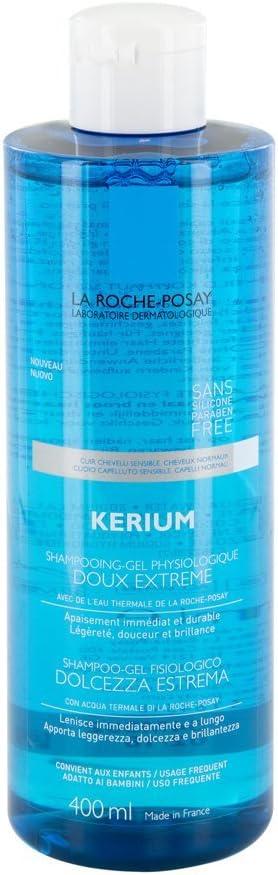 La Roche de posay kerium Extremadamente Mild Champú, 400 ml: Amazon.es: Belleza