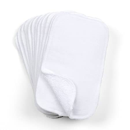 Review Cloth-eez Two-Sided Baby Wipes
