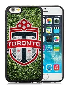 Fashionable And Antiskid Designed MLS Toronto FC iPhone 6 4.7 TPU Case Cover 11 Black
