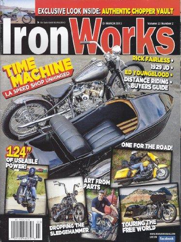 (IronWorks Magazine (March 2013))