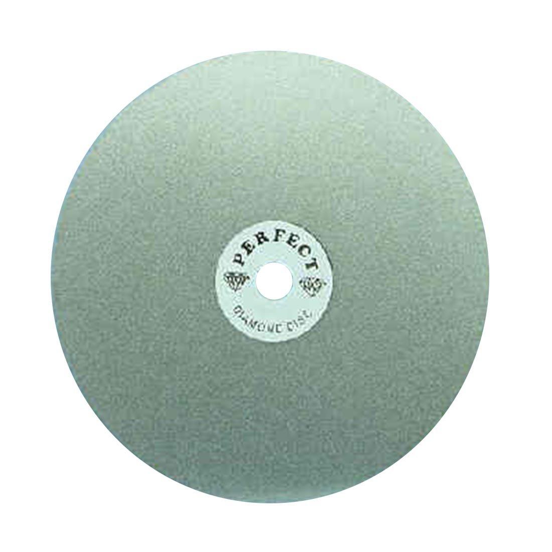 6 x 1800 Grit Diamond Lapidary Sachi Perfect Faceting Rock Polishing Flat Lap BUTW