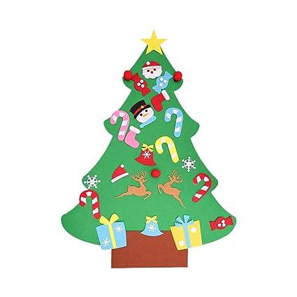 Amazon Com Midress Diy Christmas Tree Bedroom Desk