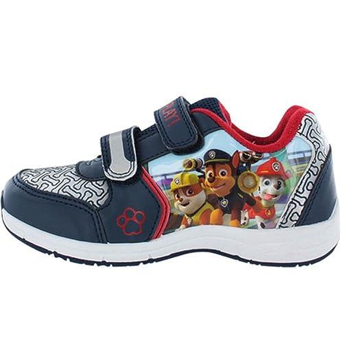 Sneakers blu navy per bambini Paw patrol ZaWg0Fi
