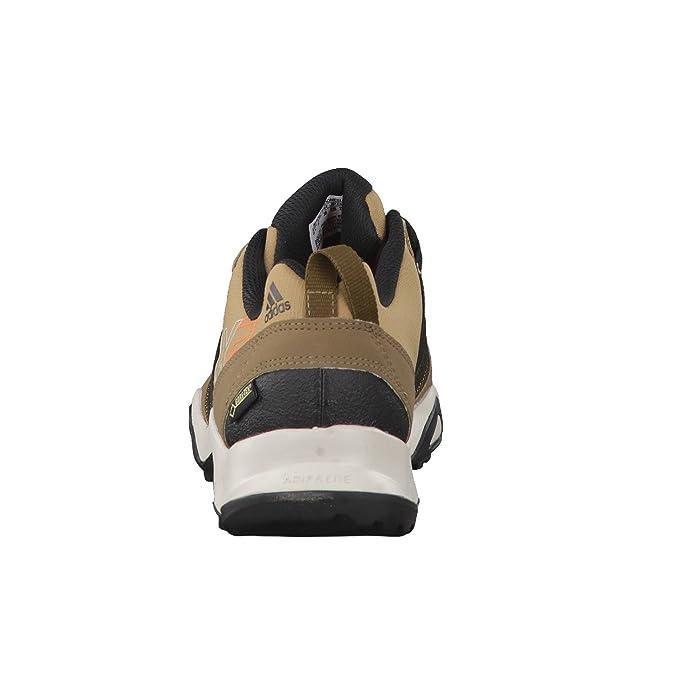 adidas AX2 GTX W, Chaussures de Randonnée Basses Pour Femme Multicolore Multicolore - Marron - Cardboard/Core Black/Brown Oxide f15, 36 2/3 EU