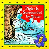 Piglet Is Entirely Surrounded by Water Puzzle, , 0525462732