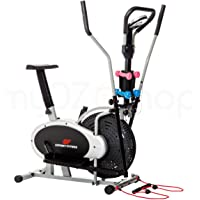 Connect Fitness Elliptical Cross Trainer & Exercise Bike - CF2900S