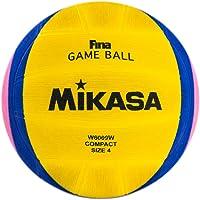 Mikasa W6009 Su Topu Kadınlar Resmi Maç Topu , Kadın, Sarı, 4