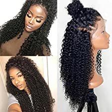 360 Lace Frontal Wig Curly 14 Inch