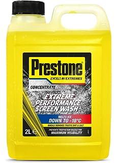 Prestone Líquido para limpieza de cristales del vehículo, listo para ...