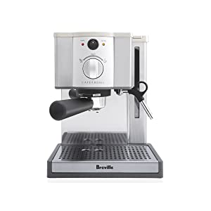 Breville Series ESP8XL Cafe Roma Stainless Espresso Maker