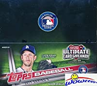 2017 Topps Series 2 Baseball MASSIVE 24 Pack Retail Box with 288 Cards! Loaded with Rookies & Inserts! Look for Autographs & Relics of Aaron Judge, Derek Jeter, Ichiro, Kris Bryant & More! WOWZZER!