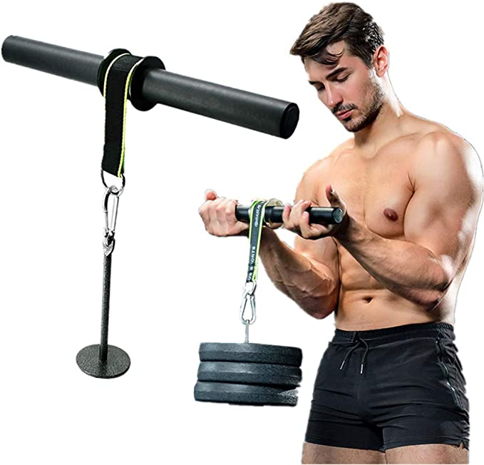 Forearm Details about  /Wrist Blaster 2.5 Cylinder Hand and Wrist Roller Exerciser