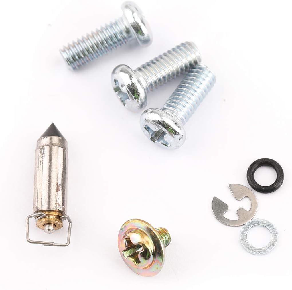2PCS Carburetor rebuild Gaskets Jet Kit for Suzuki VL1500 Intruder 1998-2004 O-rings Bruce /& Shark