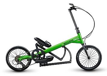 elliptigo Arc 8 – La Primera Del Mundo Al Aire Libre Bicicleta Elíptica, Verde