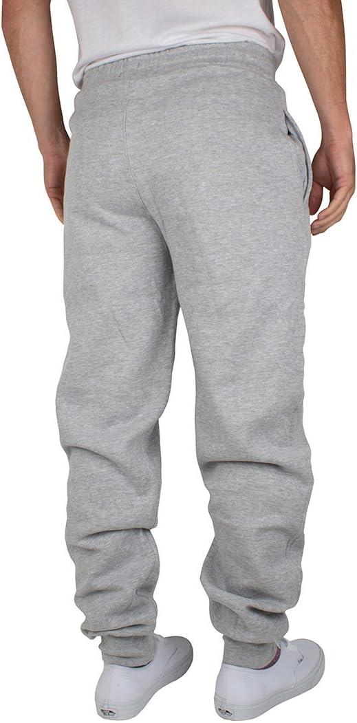 Majestic Athletic – Pantalones de chándal, Gris, Small: Amazon.es ...