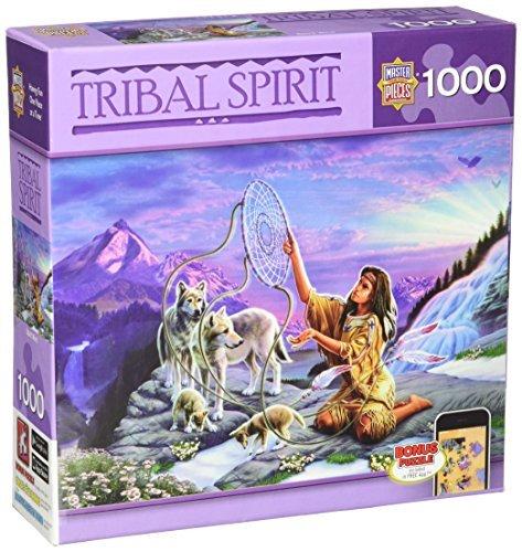 Masterpieces Spirit Wind Jigsaw Puzzle (1000-Piece) by MasterPieces