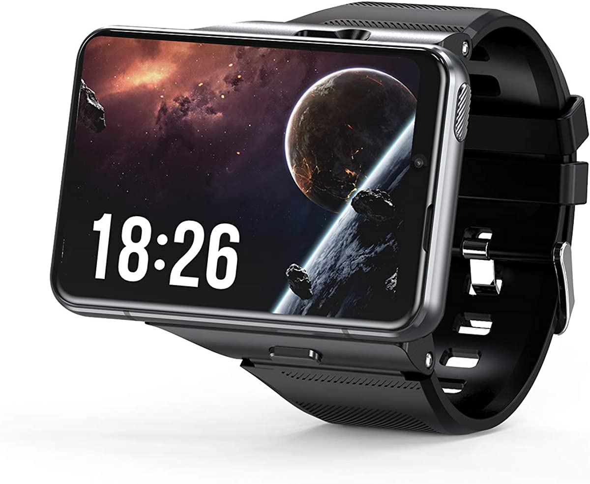 Sudroid Smart Watch Compatible with iPhone and Android Phones, 4G LTE Android Smartwatch, 2.88