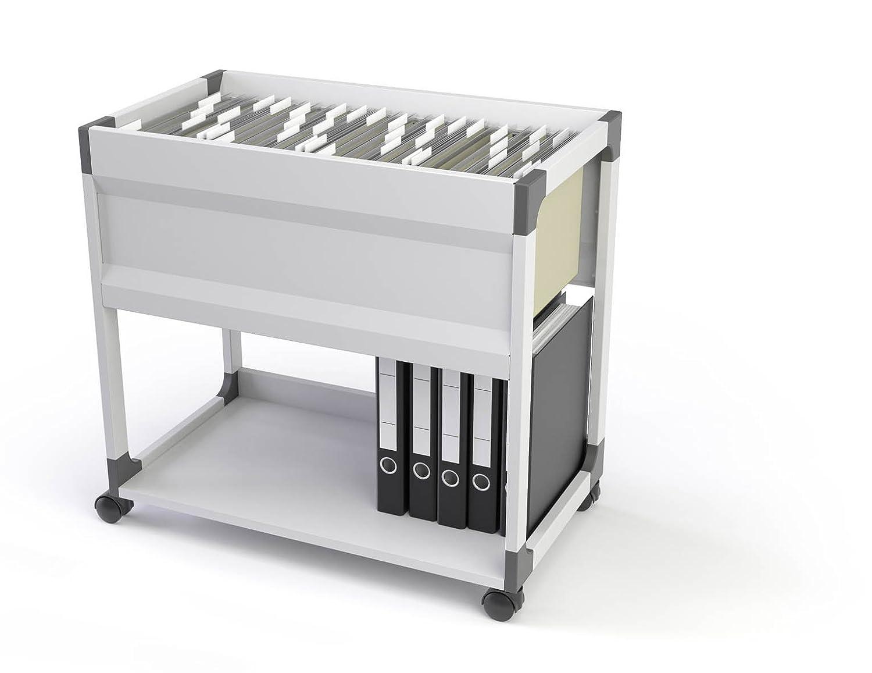 Durable 378410 System File Trolley 90 A4 grau