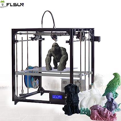 3d impresora kit de bricolaje Auto Nivelación Cube Full Metal ...