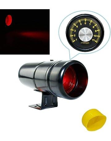 Alerta cnspeed ajustable Tacho tacómetro RPM Shift Luz