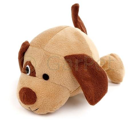 Perros juguete perro de peluche con integrado hüpfball Perros ...