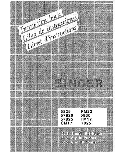 singer 5825 - 2