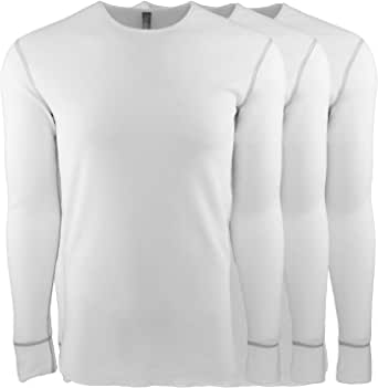 Marky G Apparel Men's Long-Sleeve Thermal (3 Pack)