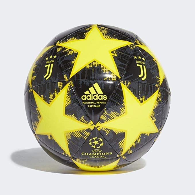 adidas Finale18juvecpt Ball (Machine-Stitched), Hombre: Amazon.es ...