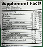 Premium Thyroid Support Supplement (Non-GMO) 120