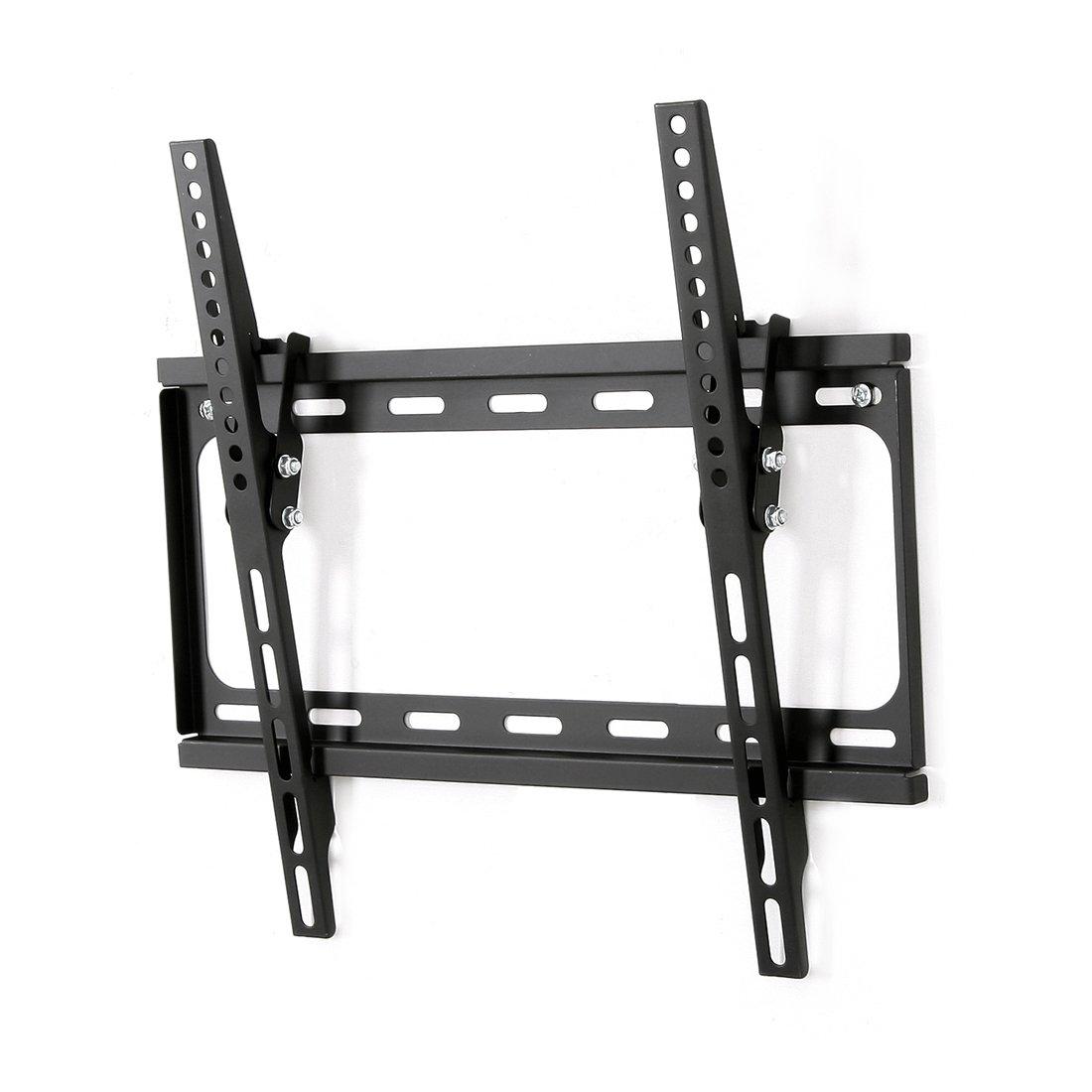 Fleximounts Tilt TV Wall Mount Bracket for most 26-55 Inch Max 400x400mm for Flat Screen