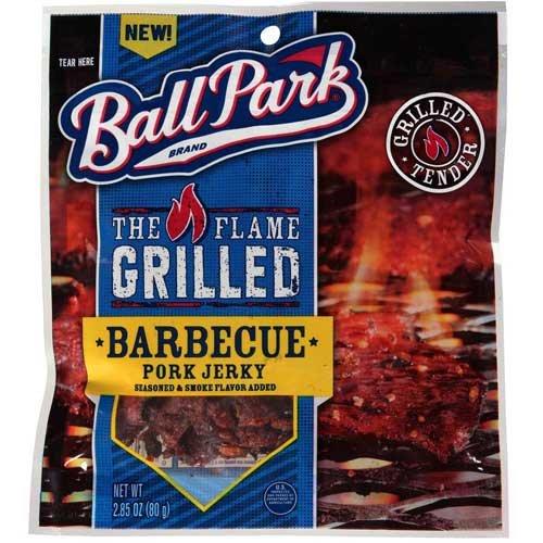 Ball-Park-Barbecue-Pork-Jerky-285-Ounce-24-per-case